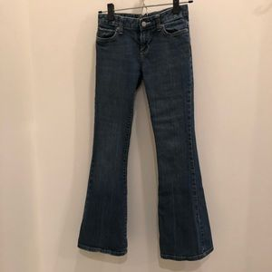 Girls Old Navy Flare Jeans